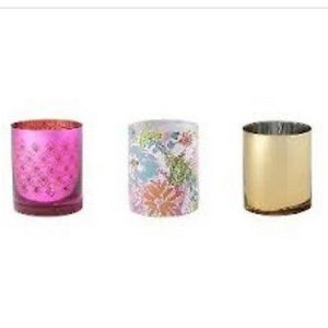 New Lilly Pulitzer for Target votive candle holder